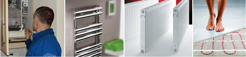 Central Heating Servicing and Installation